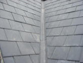 Lead Valley in Slate Roof Chester